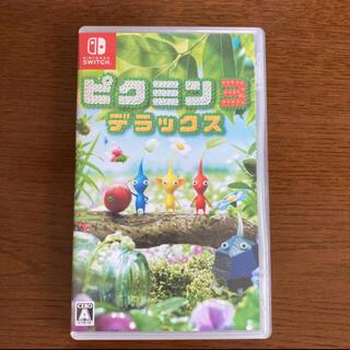 Nintendo Switch - ピクミン3 デラックス Switch 中古美品