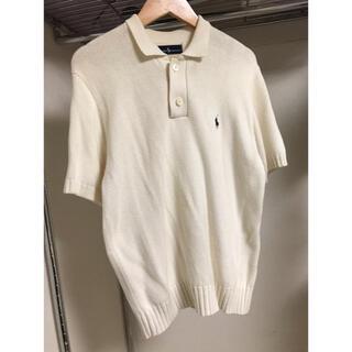 POLO RALPH LAUREN - ポロラルフローレン 半袖ニット サマーニット ポロシャツ