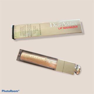 Christian Dior - 新品未使用 Dior アディクトリップマキシマイザー 103ピュアゴールド