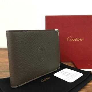 カルティエ(Cartier)の未使用品 Cartier カルティエ 札入れ マストライン 147(折り財布)