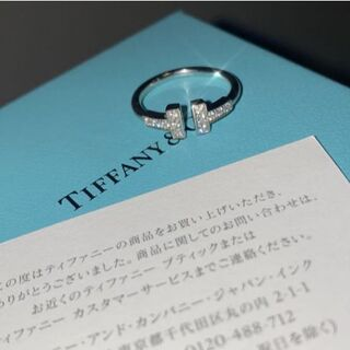 Tiffany & Co. - tiffany&co 定番Tリング