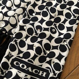 COACH - COACH  ストール
