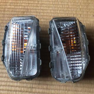 トヨタ(トヨタ)のプリウス30後期 純正ウインカー 左右セット (車種別パーツ)