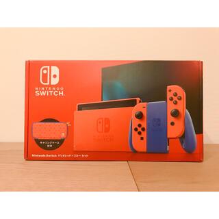 Nintendo Switch - 【新品・未開封】ニンテンドースイッチ 本体 マリオレッド 限定モデル