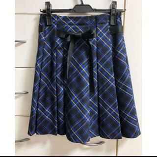 エニィスィス(anySiS)のanySiS Aラインスカート(ひざ丈スカート)