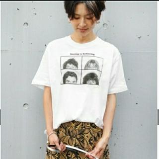 JOURNAL STANDARD - journalstandard relume PHOTO 半袖 Tシャツ