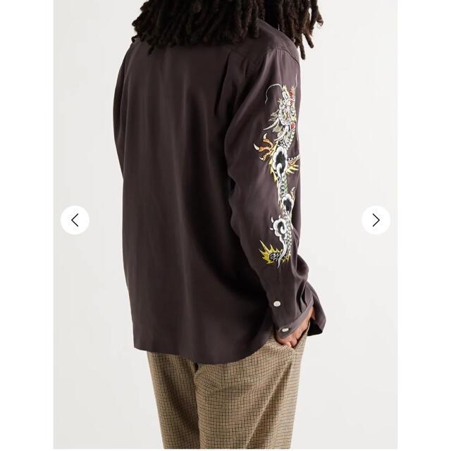 WACKO MARIA(ワコマリア)のワコマリア TIM LEHI 50'S WACKO MARIA ドラゴン 龍 メンズのトップス(シャツ)の商品写真