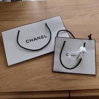 シャネル(CHANEL)のCHANEL  紙袋(ショップ袋)