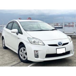 トヨタ(トヨタ)の30 プリウス S HYBRID【全コミコミ価格】令和5年6月❗パールホワイト(車体)