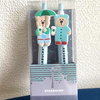 スターバックスコーヒー(Starbucks Coffee)の【Starbucks】スターバックス台湾 ベアリスタボールペン(ペン/マーカー)