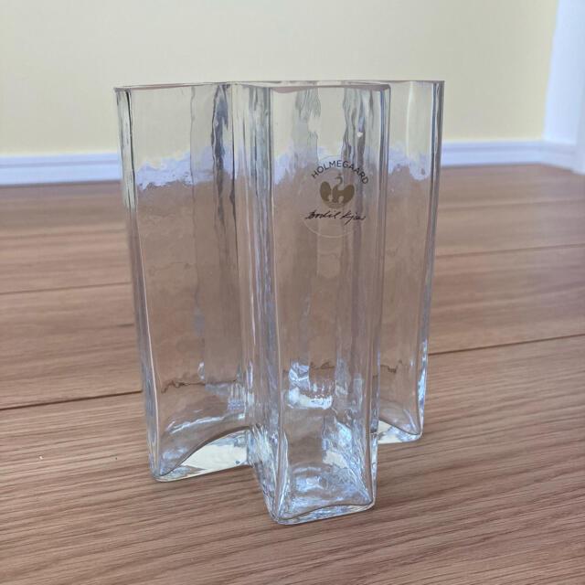 【新品未使用】ホルムガード 花瓶 花器 インテリア/住まい/日用品のインテリア小物(花瓶)の商品写真