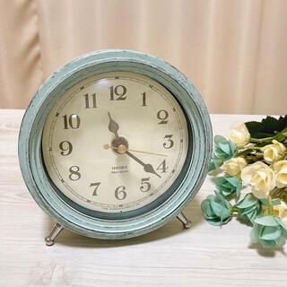 フランフラン(Francfranc)の♥︎Francfranc♥︎ NOA エアリアルレトロミニ 置き時計♥︎(置物)