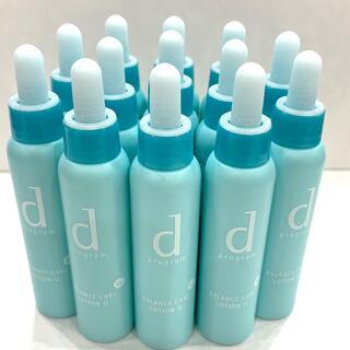 ディープログラム(d program)の資生堂 dプログラム (化粧水/ローション)