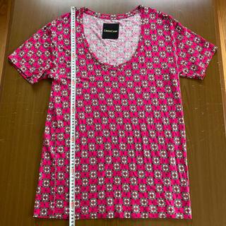 ドレスキャンプ(DRESSCAMP)のドレスキャンプ オープンネックカットソー サイズ48(Tシャツ/カットソー(半袖/袖なし))