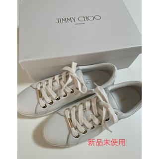 ジミーチュウ(JIMMY CHOO)のジミーチュウ スニーカー39.5(スニーカー)