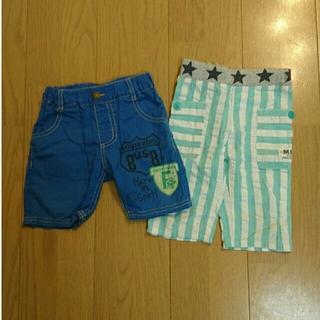 ムージョンジョン(mou jon jon)のズボン パンツ 男の子 100 夏服(パンツ/スパッツ)
