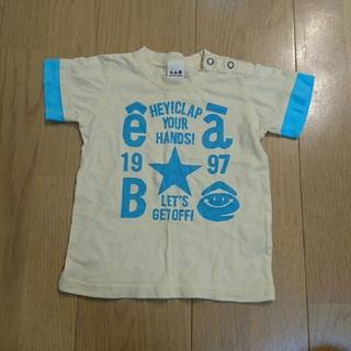 エーアーベー(eaB)のTシャツ 男の子 90(Tシャツ/カットソー)