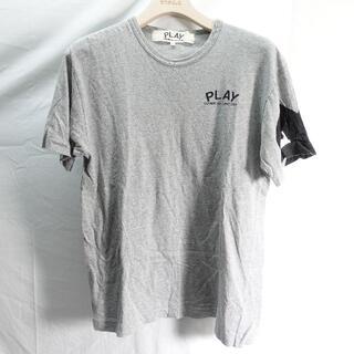 COMME des GARCONS - Play Comme des Garçons Tシャツ メンズ グレー