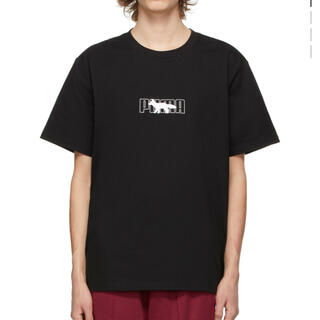 メゾンキツネ(MAISON KITSUNE')のMaison Kitsuné × puma 限定Tシャツ(Tシャツ/カットソー(半袖/袖なし))