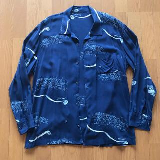 PORTER - porter classic ポータークラシック シャツ 長袖 長袖シャツ