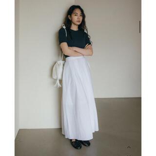 オオトロ(OHOTORO)のOHTORO panini flare skirt(ロングスカート)