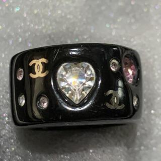 シャネル(CHANEL)のシャネル プラスチック製 指輪 13-14号位(リング(指輪))