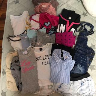 週末限定価格‼️女の子 まとめ売り 120サイズ 20点(Tシャツ/カットソー)