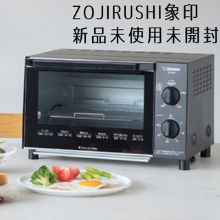 象印 - 新品未使用未開封 ZOJIRUSHI トースター EQ-AG22-BA