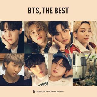 防弾少年団(BTS) - BTS,THE BEST セブンネット限定盤 CD未再生⭕️トレカ シリアル無し