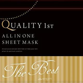 クオリティファースト(QUALITY FIRST)のクオリティファースト(Quality 1st) シートマスク(パック/フェイスマスク)