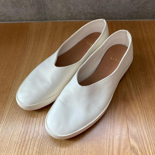 IENA(イエナ)のFEIT レザースリッポン レディースの靴/シューズ(スリッポン/モカシン)の商品写真