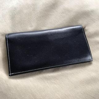 ホワイトハウスコックス(WHITEHOUSE COX)のwhite house cox 長財布(長財布)