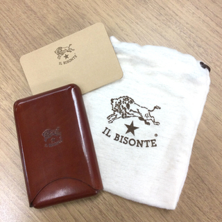 IL BISONTE - イルビゾンテ カードケース
