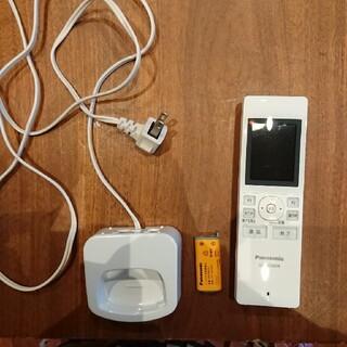 パナソニック(Panasonic)のパナソニック インターフォン子機 VL-WD609(防犯カメラ)