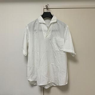 COMOLI - comoli スキッパー半袖シャツ サイズ2
