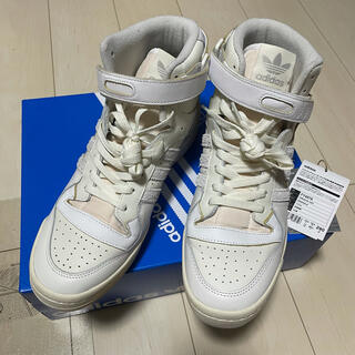 アディダス(adidas)のadidas forum 84 high 白 29cm(スニーカー)