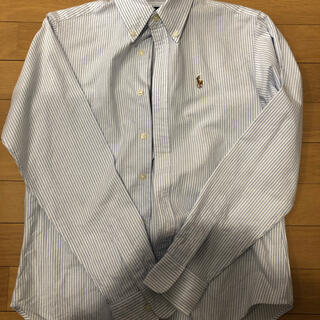Ralph Lauren - ラルフローレン/RALPH LAUREN 長袖ストライプシャツ