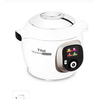 ティファール(T-fal)のクックフォーミー(エクスプレス)210レシピ 6L(調理機器)