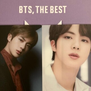 BTS BEST ベスト ジン トレカ