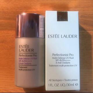 エスティローダー(Estee Lauder)のエスティローダー パーフェクショニスト マルチ-ディフェンス UV フルイド(化粧下地)