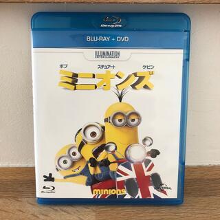 ユニバーサルエンターテインメント(UNIVERSAL ENTERTAINMENT)のミニオンズ DVD&Blu-ray(キッズ/ファミリー)