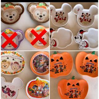 Disney - 【選べる】ディズニー スーベニアプレート  皿 ダッフィー ミッキー ミニー