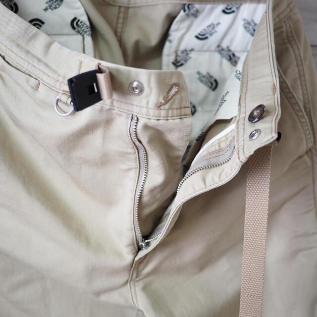 THE NORTH FACE(ザノースフェイス)のTNF PURPLE LABEL Coolmax Strech Twill PT メンズのパンツ(チノパン)の商品写真