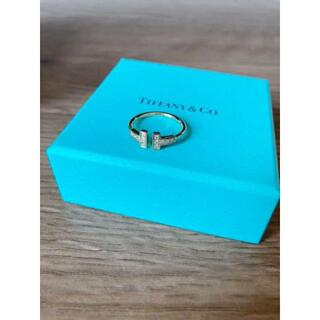 Tiffany & Co. - ティファニーダイヤワイヤーリング