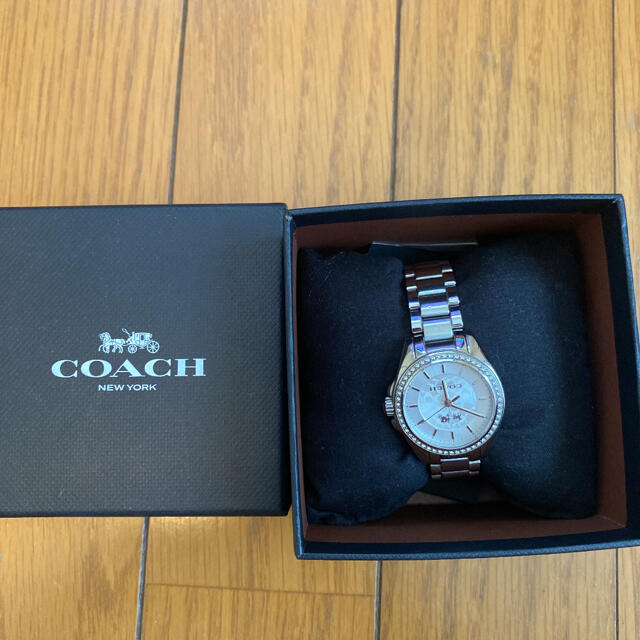 COACH(コーチ)のキマリー様   コーチ 時計 レディースのファッション小物(腕時計)の商品写真