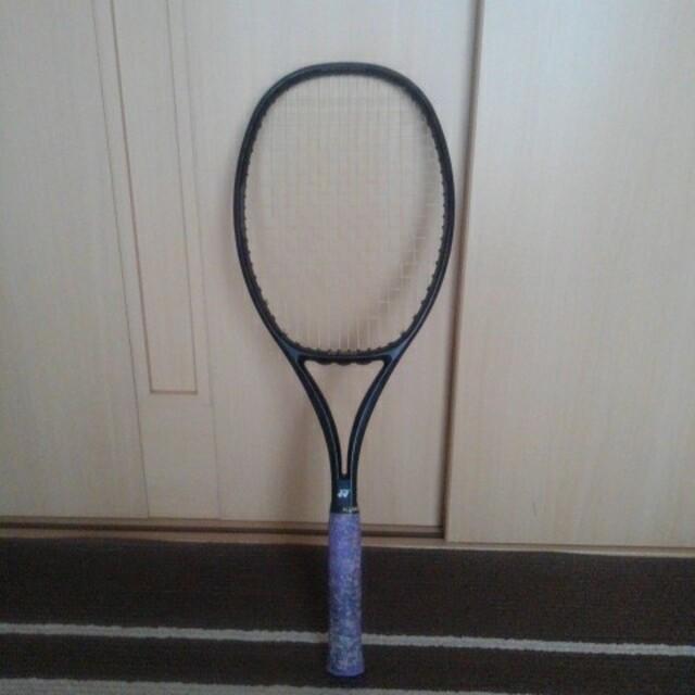 YONEX(ヨネックス)のテニスラケット ヨネックス RQ-190   WIDOBODY スポーツ/アウトドアのテニス(ラケット)の商品写真