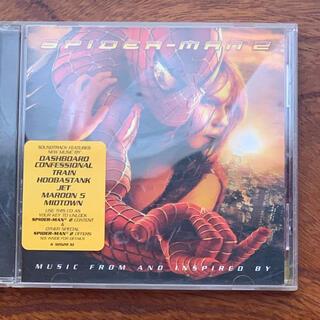 spider Man サンドトラックCD(映画音楽)