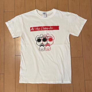サンタモニカ(Santa Monica)のほぼ未使用 ビンテージ At the Drive In ロック バンド Tシャツ(Tシャツ/カットソー(半袖/袖なし))