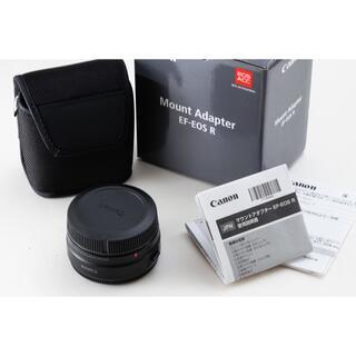 Canon - キャノン canon Mount Adapter EF-EOS R 中古美品!!