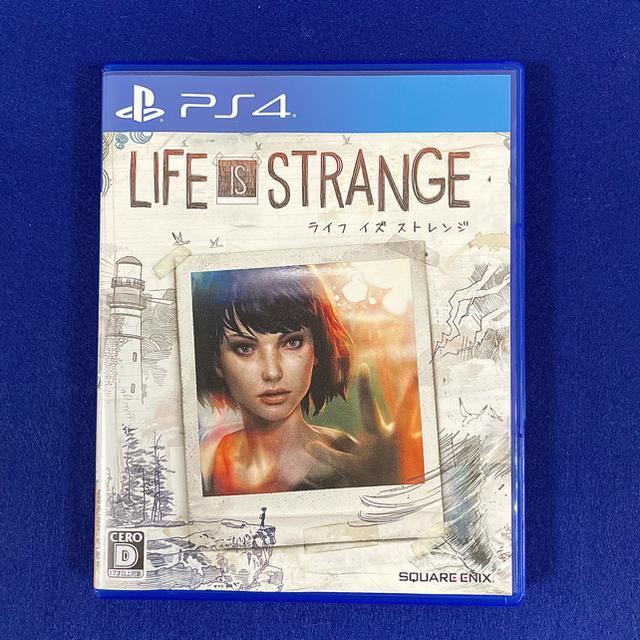 PlayStation4(プレイステーション4)の 【PS4】Life is Strange エンタメ/ホビーのゲームソフト/ゲーム機本体(家庭用ゲームソフト)の商品写真